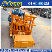 China brand manufacturer factory direct mini concrete block production line