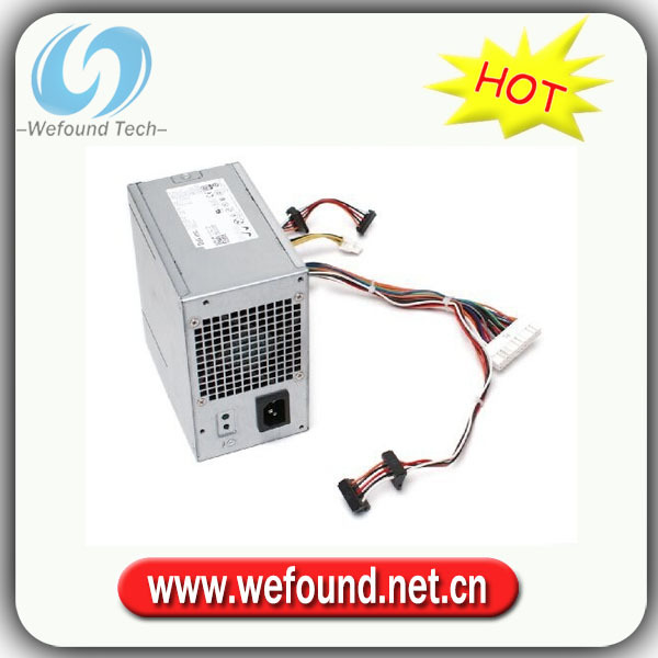 For DELL Precision T1500 T1600 OPTIPLEX 390 790 990 7010 9010 L265AM-00 H265AM-00 265W Power Supply 053N4 9D9T1 D3D1C GVY79