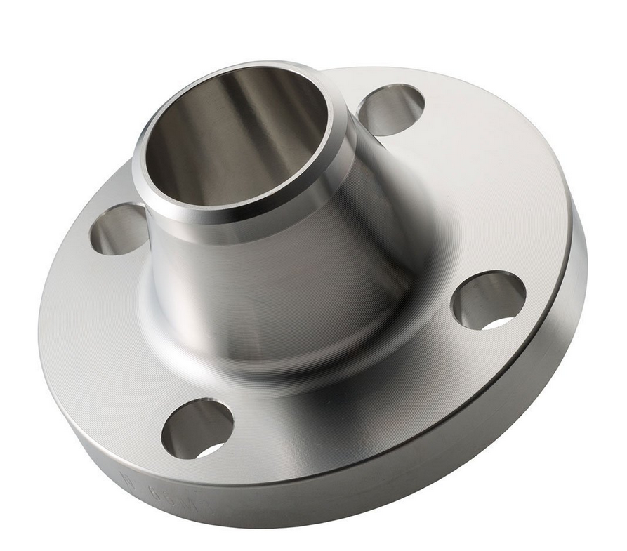 ASME/DIN STAINLESS STEEL A182 F304 WELD NECK FLANGE