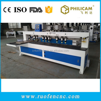 Philicam furniture drilling side drilling machinery