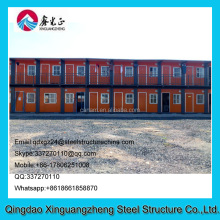 Light steel structure container material prebuilt offices