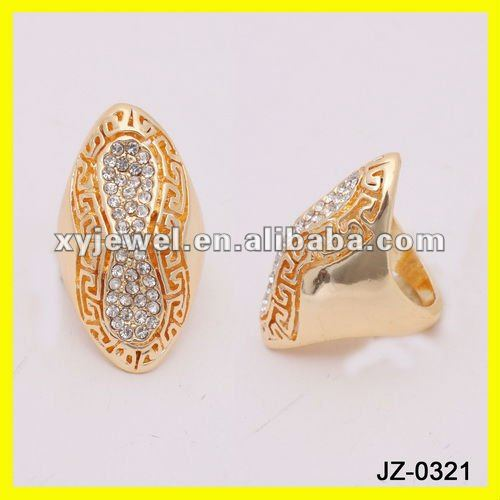24k solid gold latest gold ring for men designs
