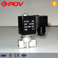 POP diesel fuel shut off normally closed hydraulic solenoid valve 12 volt