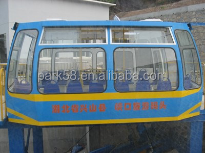 moutain Funicular Railways cable car