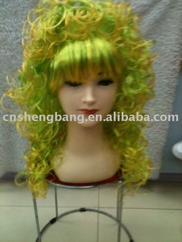 Halloween wig for party