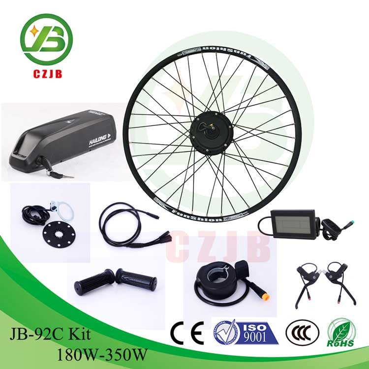 JB-92C rear drive 36V 350W Electric Bike conversion Kit