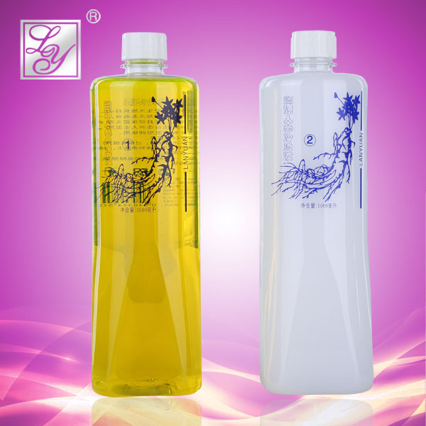 Repair Ginseng curly perm for black hair