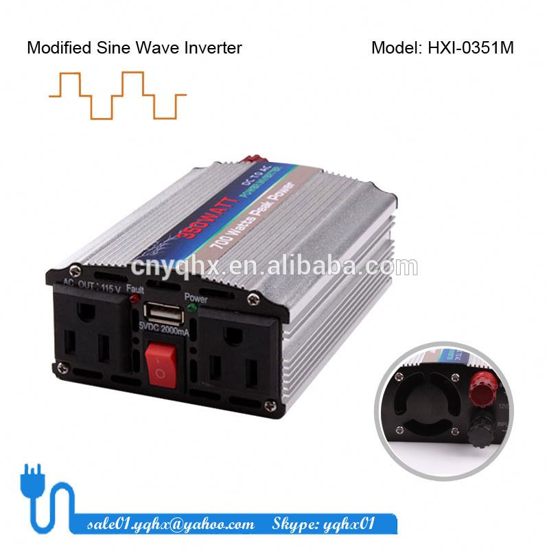 plug and play intelligent power inverter 200w images