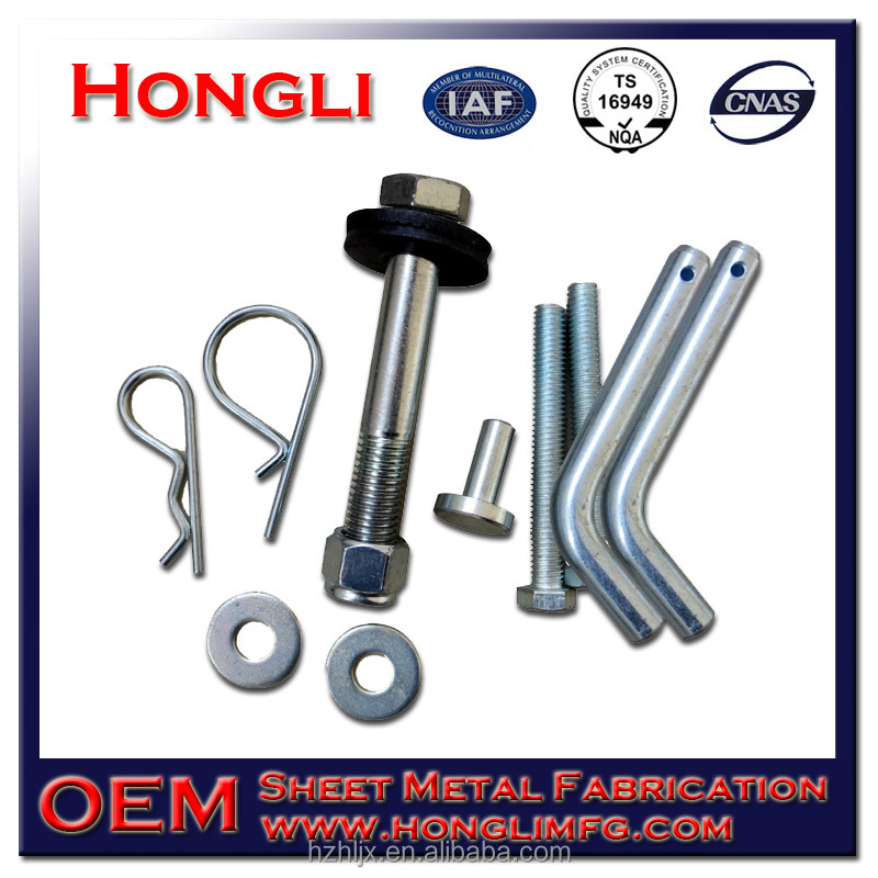 Galvanized High quality agricultural machinery ford member