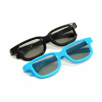 2018 hot trending products 3d glasses vr for 3d polarizer film