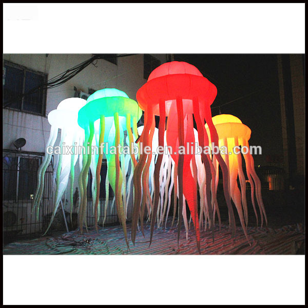 Inflatable Theme jellyfish for event/wedding/party/advertising indoor or outdoor decoration