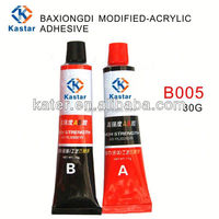 OEM Transparent AB Epoxy Glue