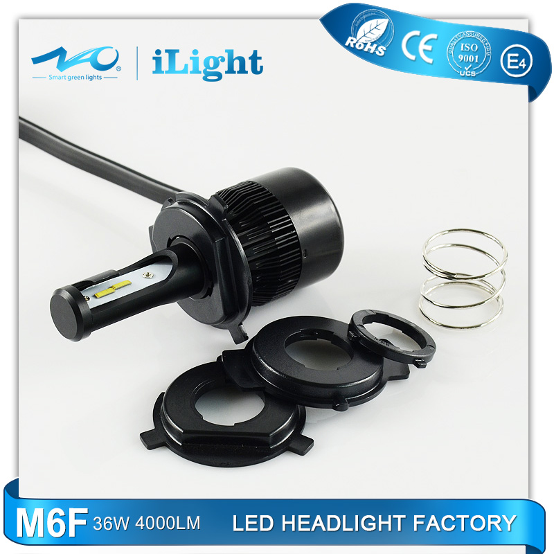 Hot sale 48w led headlight for motorcycle with factory price