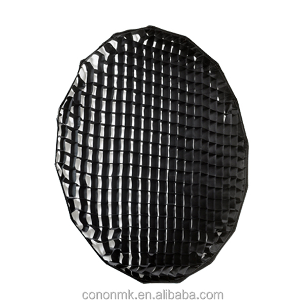 Cononmark professional 90cm honycomb grid softbox reflector for deep para softbox