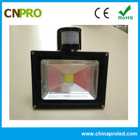 china camping/emergency/rescue COB 30w pir led flood light