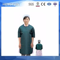Medical lead x-ray protective clothing lead apron