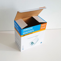 Printing Corrugated paper box for electronics