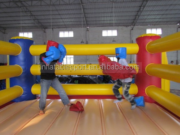 Hot sale boxing inflatable/inflatable toy boxing gloves/inflatable boxing glove toy