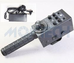 Wired 2 Axis Joystick Control for Motorized Pan Tilt Remote Head for Camera Jib Crane
