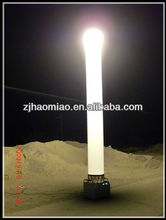 Hot sale high brightness portable inflatable light column for emergency