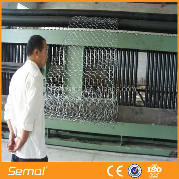 6*8cm Concrete Reinforcing Gabion Mesh Making Machine In China (CE ISO)