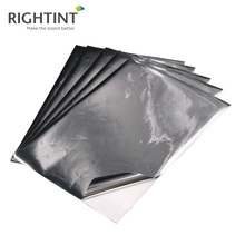 Reliable Quality Heat Resistant mirror Silver Self Adhesive Pet Film Jumbo <strong>Roll</strong>