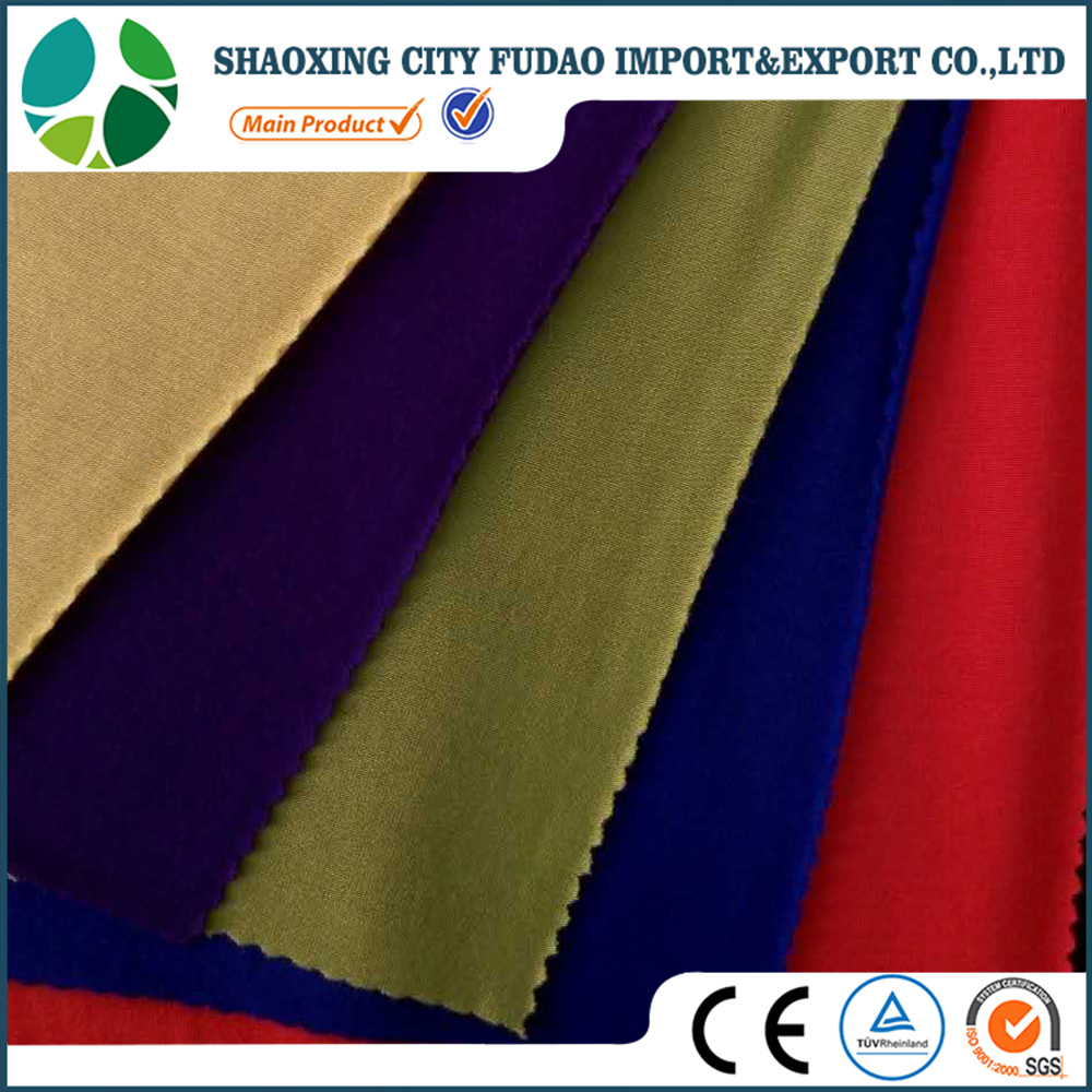 wholesale colorful 40S Modal spandex knit jersey fabric