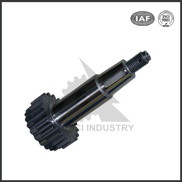Agriculture machinery parts for shaft tractor cnc machining china manufacture