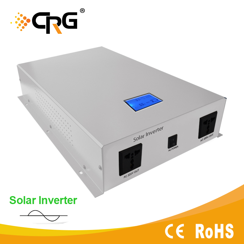 3000W power inverter solar panel inverter 12v 220v price