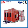 Italian Riello G20 electrical Auto Spray Booths for Car Paint