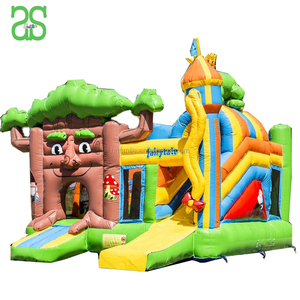 2017 Hot Inflatable Jumping Castle, Playing Castle Inflatable Bouncer,Inflatable Combo