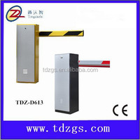 TDZ Compact Foldable Traffic Road Safety Barrier Gate for parking and vehicle access