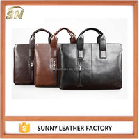 online shopping cheap PU leather briefcase