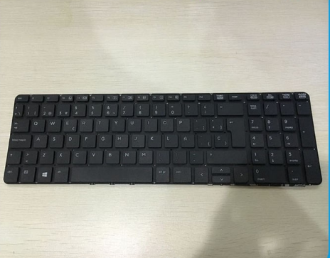 Factory price laptop keyboard For HP probook 450 G1 455 G1 470 G1 black layout spanish SP LA keyboard