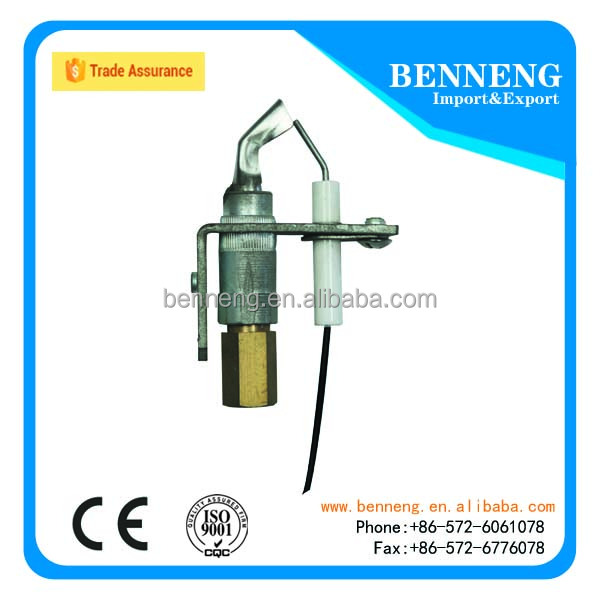 Gas water heater spare parts/brass parts/gas water heater pilot burner