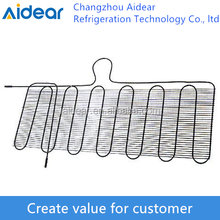 High efficiency refrigerator wire tube Condenser (single layer)