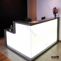Office furniture wholesale modern design reception desk reception counter