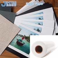 Waterproof rc photo paper glossy satin photo paper