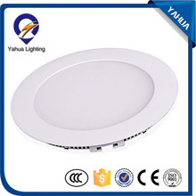 Factory price round led ceiling 12 watt led panel light