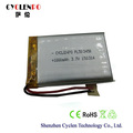 3.7V 1000mah 503450 new high capacity rechargeable lipo battery