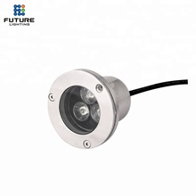 CE RoHS EMC 3 years warranty IP67 landscape light color changing outdoor <strong>rgb</strong> led underground paving light