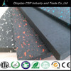 Factory lowest price outdoor rubber matting roll,epdm color rubber granule
