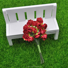 Get $200 coupon hot selling rose artificial flower