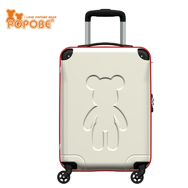 2016 Fashion Design Travel Luggage ABS Material Trolley Case for Travelling / Business Trip