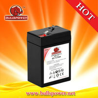 acid agm used drained lt645 sealed lead acid ups battery 6v 4.5ah