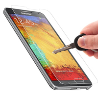 9H Hardness 2.5D Waterproof Anti-Scratch mobile phone tempered glass clear screen protector Film for Samsung galaxy note 3