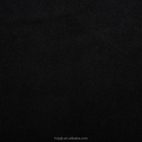 75D 100% Polyester warp knitting velour fabric for men suits