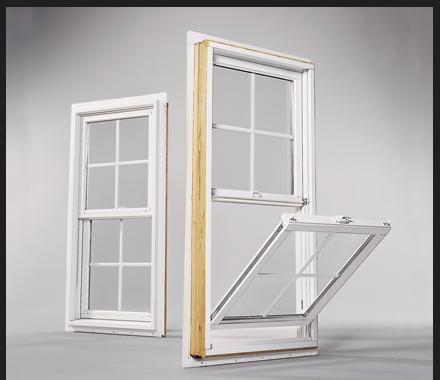 Int rieur d coration en aluminium unique fen tre for Porte avec fenetre guillotine