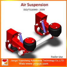 ISO/TS16949 Toyota Semi-trailer Air Bag Suspension