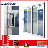 sliding door used with AS2047 standard and USA CSA standard